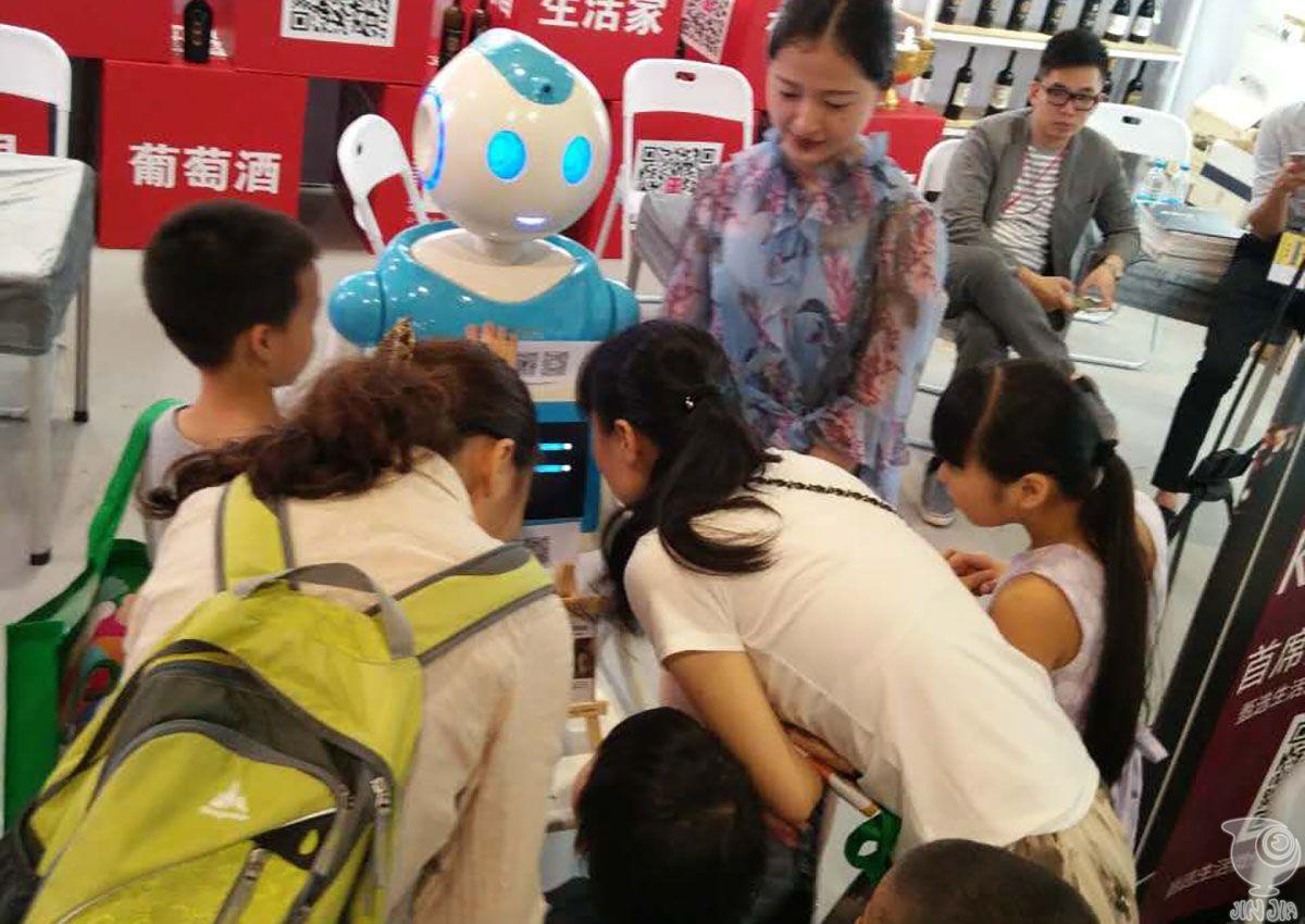 广州国际艺术交易博览会开幕,Andy助力池上餐饮