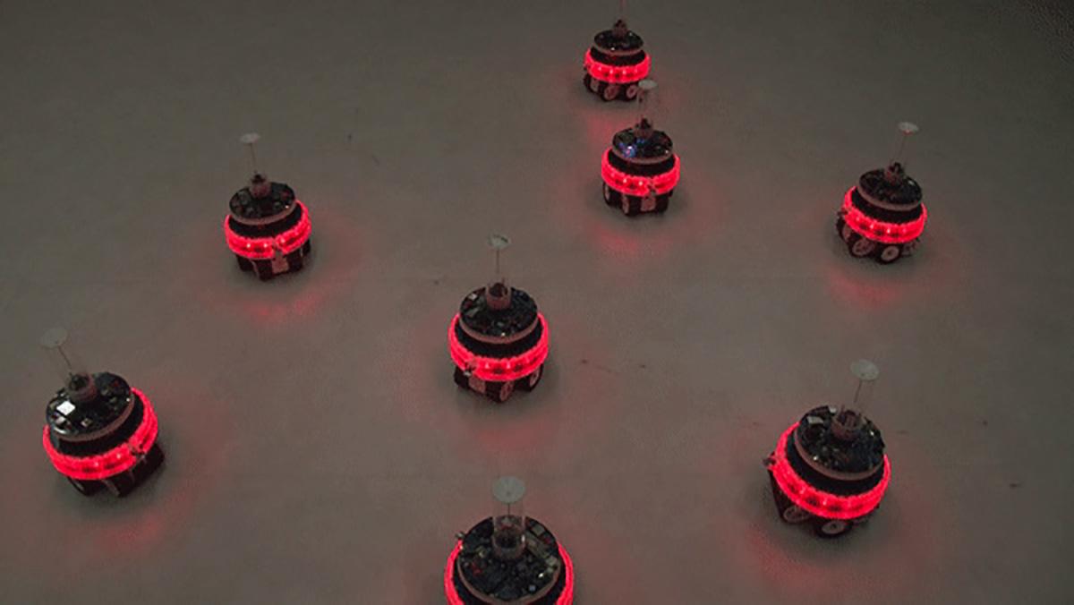一个精通七十二变的机器人—变形机器人