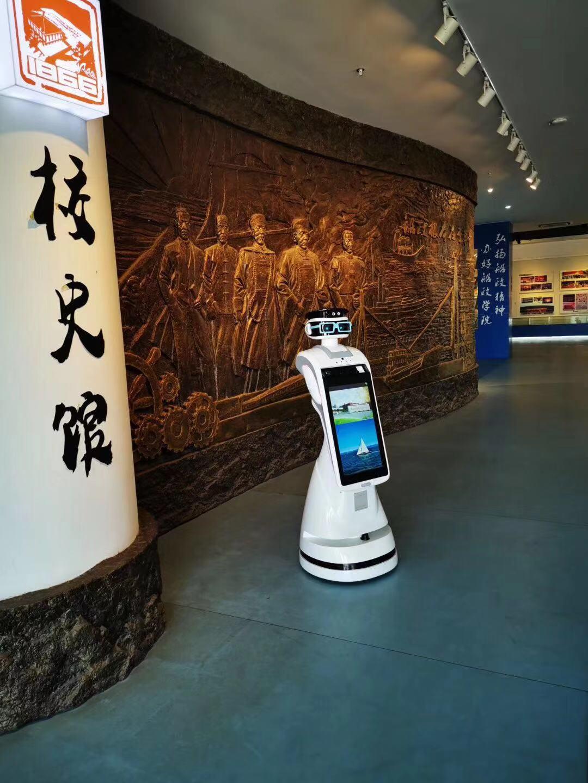 图书馆智能机器人